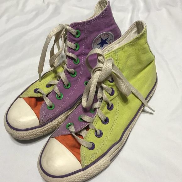 Sneakers Color Block Pastels | Poshmark